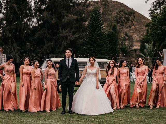 La boda de Juan y Cynthia en Tlajomulco de Zúñiga, Jalisco 32