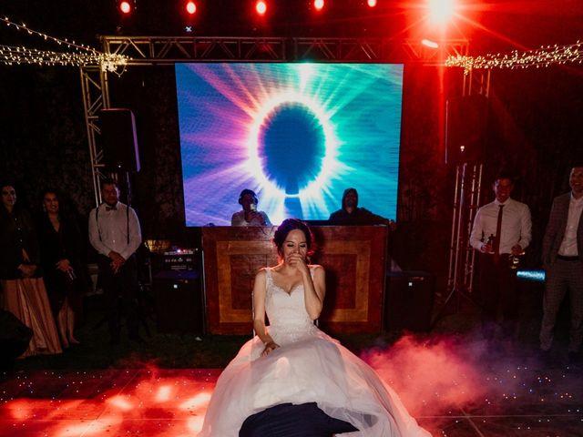 La boda de Juan y Cynthia en Tlajomulco de Zúñiga, Jalisco 35