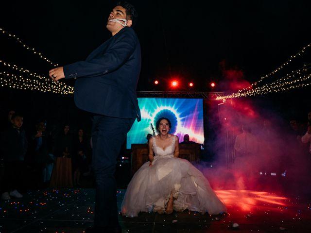 La boda de Juan y Cynthia en Tlajomulco de Zúñiga, Jalisco 36