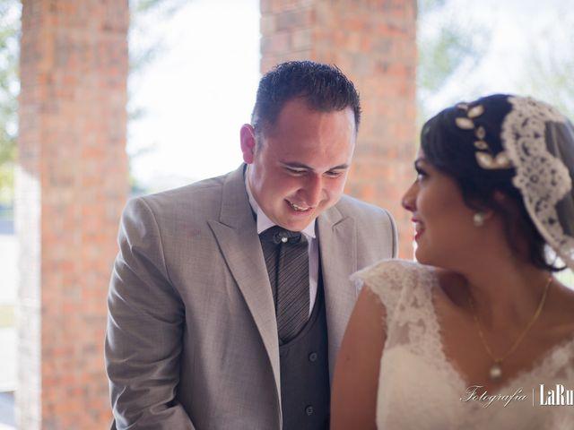 La boda de Eva Rodríguez y Osiris Hernández
