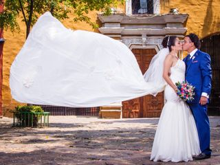 La boda de Vanesa y Jeovani