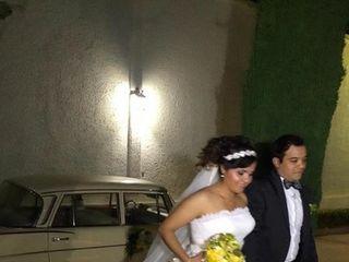 La boda de Karen y Sergio 1