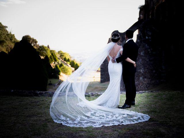 La boda de Brenda y Enrique