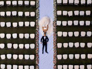 La boda de 이수진 y 이기행