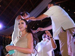 La boda de Sofía y Davide 1