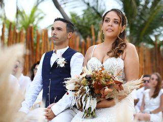 La boda de Sofía y Davide