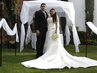 La boda de Karen y Daniel 1