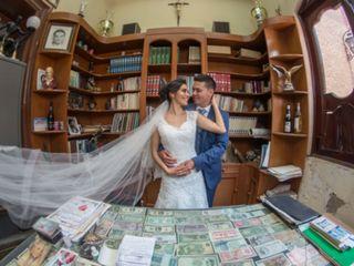 La boda de Maria Elena y Mario Israel 3