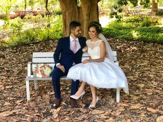 La boda de Itzel  y Carlos