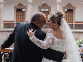 La boda de Monserrat y Sergio 3