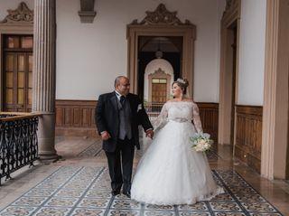 La boda de Monserrat y Sergio