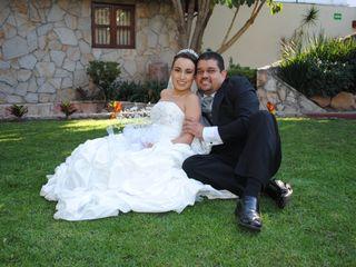 La boda de Azalya  y Tonatiuh