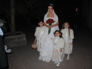La boda de Azalya  y Tonatiuh  2
