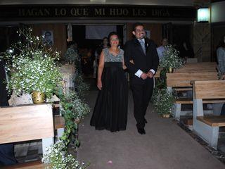 La boda de Azalya  y Tonatiuh  3