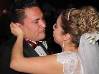 La boda de Monse y Fernando