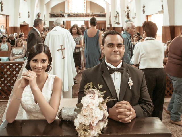 La boda de Eli y Miguel