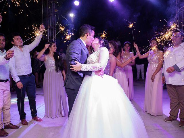 La boda de Evelin y Alvin