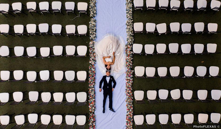 La boda de 이기행 y 이수진 en Santa Fe, Ciudad de México