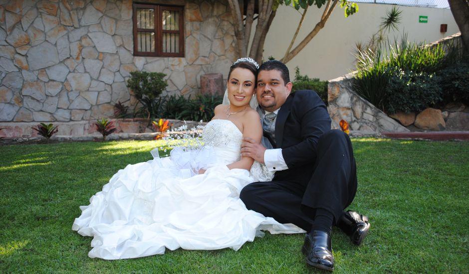 La boda de Tonatiuh  y Azalya  en Guadalajara, Jalisco