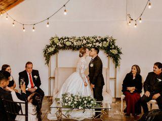 La boda de Victoria  y Fernando  3
