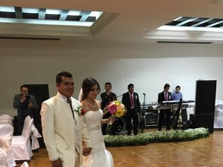 La boda de Azucena y Gerardo 1