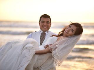 La boda de Azucena y Gerardo
