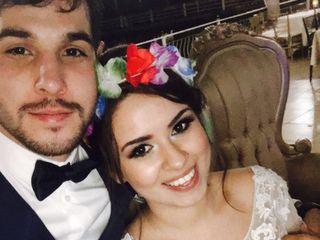 La boda de Karina  y Carlos  2