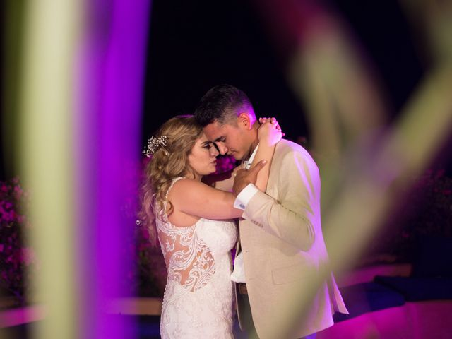 La boda de Amy y Mauricio