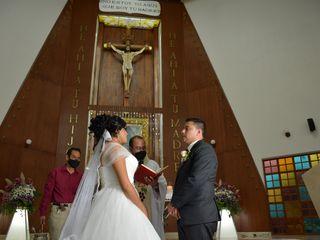La boda de Yessica y Alejandro 2