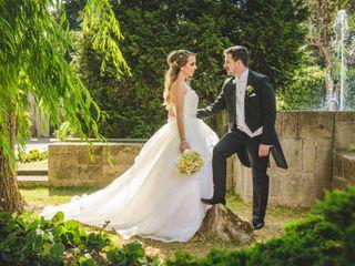 La boda de Aranxa y Gerardo