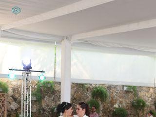 La boda de Rocio  y Karina 1