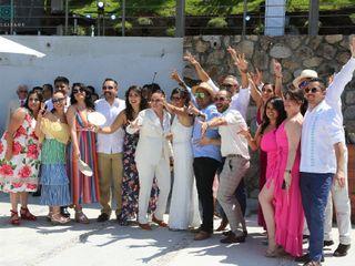 La boda de Rocio  y Karina 3
