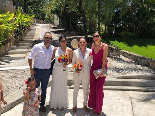La boda de Rocio  y Karina 2