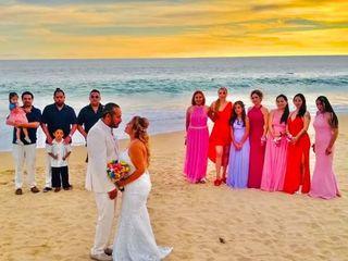 La boda de Ely y Renè 1