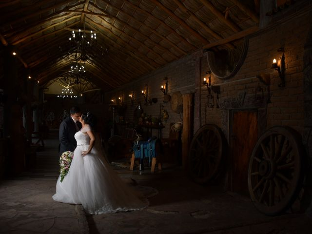 La boda de Yessica y Alejandro