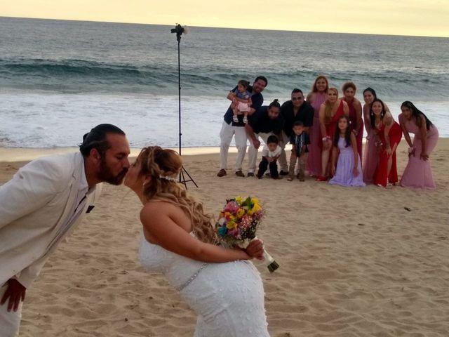 La boda de Ely y Renè