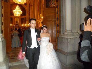 La boda de Montserrat y Manuel