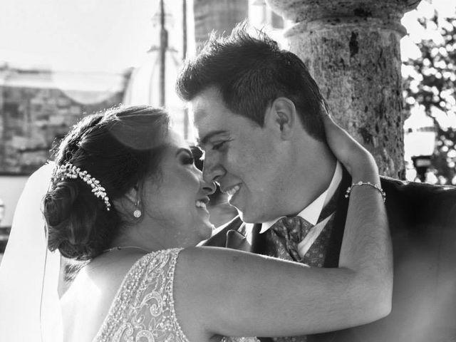 La boda de Nayeli y Juan