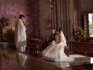 La boda de Lizbeth y Noe 3