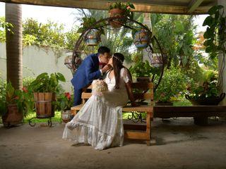 La boda de Lizbeth y Noe
