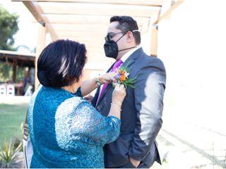 La boda de Normi y Ricardo 1