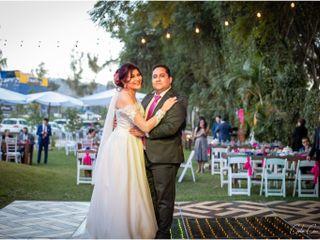 La boda de Normi y Ricardo