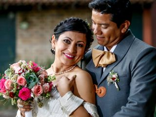 La boda de Gloria y Lino