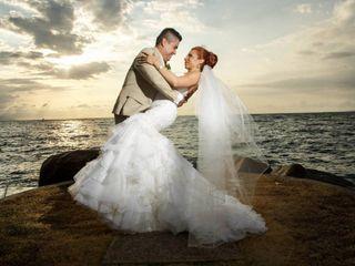 La boda de Sarahí y Gabriel 2