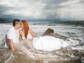 La boda de Sarahí y Gabriel 3