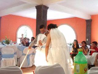 La boda de Jesica y Mario  2
