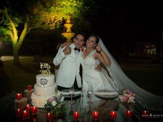 La boda de Ale y Luis