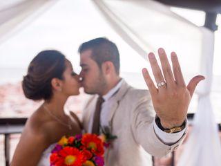 La boda de Monica y Cesar