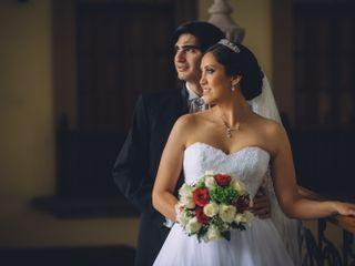 La boda de Rosy y Sergio