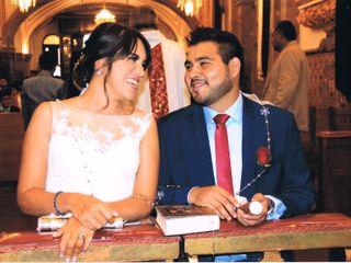 La boda de Pamela y Fidel